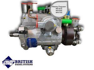 Massey Ferguson Lucas CAV 8920A022T U2644C102 Diesel Fuel Injection Pump DP200