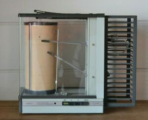 Vintage Isuzu Electric Thermo Hydrograph 1957 Japan instrument weather