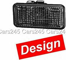 HELLA VW Golf Mk3 Vento 1991-1995 Black Side Marker Lights SET Left=Right