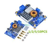 1/2/5/10PCS DC 5A Buck Adjustable Step-Down Charge LED Driver Voltmeter Module