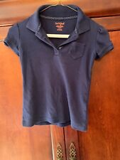 Cat & Jack Girls Uniform Shirt Size S (6/6x)