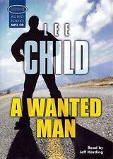Lee CHILD / (Jack Reacher 17) A WANTED MAN       [ Audiobook ] *Jeff Harding