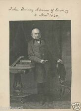 JOHN QUINCY ADAMS Signed Page - former (6th) US President - preprint