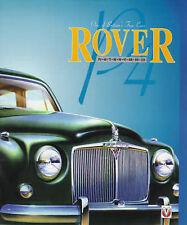 ROVER P4, BOBBITT CAR BOOK jm