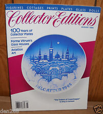 #8549 Collector Editions Magazine August 1995