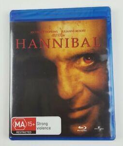 Hannibal (Blu-Ray, 2001)