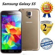 Samsung Galaxy S5 Téléphone 16GO 16GB 4G Smartphone 12MP Fingerprint Garantie FR