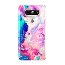 Fundas y carcasas mate de piel para teléfonos móviles y PDAs LG