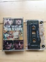 THE BYRDS THE BEST OF CASSETTE TAPE SONY COLUMBIA HOLLAND 1997