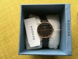 Skagen Ladies' Watch 'new' Rose Gold Anita Collection SkW2267