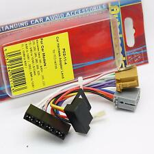 Autoleads PC2-11-4 Merceds benz ISO adaptor lead wiring harness S-Class SL CE