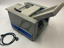 Intelli Fold De 112af Automatic Heavy Duty Paper Folding Machine 6k Pageshr