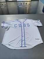 REVIEW PHOTOS: Chicago Cubs Majestic Anthony Rizzo #44 Jersey Size XXL