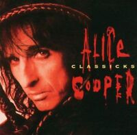 Alice Cooper - Classicks [New & Sealed] CD