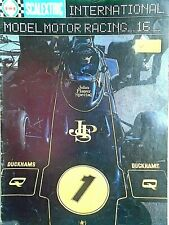 VINTAGE SCALEXTRIC international model motor racing 16 FROM 1975 free p&p to uk