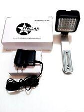 **Stellar Lighting Systems STL-36R Shoe Mount LED On Camera Video Light/Bracket