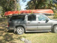 Coleman 17 ft. Canoe Ram X Hull Aluminum Gunnels 2 molded seats ~ Super Durable