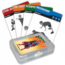 FitDeck Superman Exercise Playing Cards
