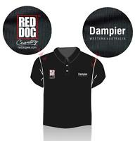 Red Dog Dampier Polo Shirt - size 2XL