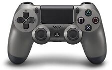 PS4 DualShock Wireless Controller - Steel Black (Sony)