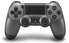 PS4 DualShock Wireless Controller - Steel Black (Sony)