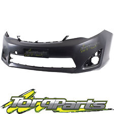 FRONT BAR COVER SUIT TOYOTA CAMRY ASV50 AVV50 11-15 BUMPER ALTISE ATARA HYBRID