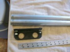 """Double tubes & Bed Mount From 10"""" Delta Rockwell #46-011 Wood Lathe 2 Tube Bed"""
