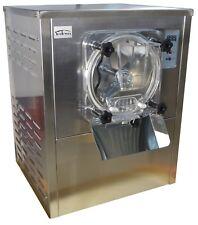 110v Commercial Hard Ice Cream Machine Frozen Ice Cream Maker Mixer 12 20lh New