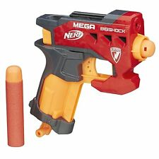 Mega Strike Bigshock Blaster Dart Air Gun Play Fire battles power pistol shoot