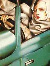 1 de Lempicka 1925 autopotrait A3 imprimer