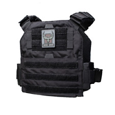 Veritas Plate Carrier (by AR500 Armor®) - Black - NEW!