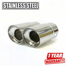 Sport Split Car Exhaust Tip Muffler Pipe For Nissan Almera Crew Luciano Pick Up