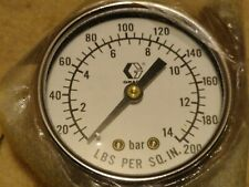 New Graco Sprayer Oem Gauge Pn 101 180 Genuine Factory Parts Fast Shipping