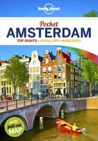 Lonely Planet Pocket Amsterdam by Lonely Planet 9781786575562 | Brand New