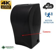 Hidden Spy Motion Detection Camera 4K HD Nanny DVR Wall Air Freshener