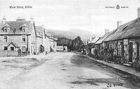 POSTCARD    SCOTLAND   KILLIN        Main  Street    Circa  1905