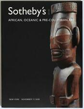 SOTHEBY'S, 2006 Africa, Asian, Pre-Colombian Art, auction catalogue