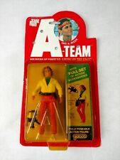 Galoob 1983 Amy A. Allen  A-Team Action Figure w/ Camera & Accessories, NIP
