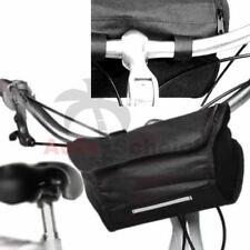 Bolso De Bicicleta Para Mochila Manillar Portaequipajes Equipaje Alforja