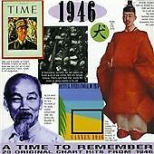A Time to Remember 1946: 20 Original Chart Hits, Various Artists, Very Good
