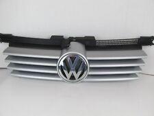 2002 VW Golf TDI Silver Front Grill OEM