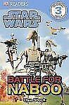 Star Wars Battle for Naboo (DK READERS)