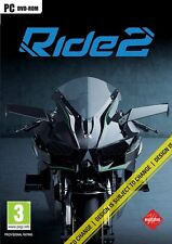 Ride 2 (PC-DVD BRAND NEW SEALED MOTORBIKE RACING