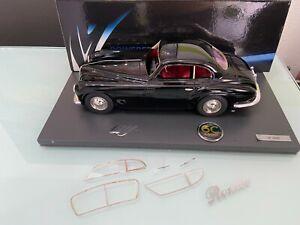 Alfa Romeo 6C 2500 SS Villa d´Este 1951 black limited in 1:18