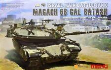 Meng 1/35 Israel Main Battle Tank Magach 6B Gal Batash # TS-040