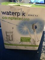 Waterpik CC-01 Complete Care 9.0 Sonic Electric Toothbrush + Water Flosser,