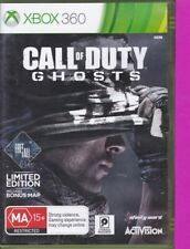 Call of Duty Ghosts : Xbox 360 (4, Game, 2-Disc Set, Microsoft)