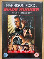Blade Runner DVD 1982 Original Sc-Fi Classic UK Director's Cut w/ Harrison Ford