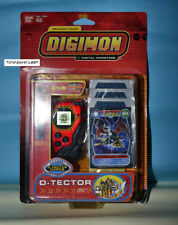 DIGIMON DIGIVICE D TECTOR US VER 1.0 RED COL NEW With CARDS RARE ONLY ONE