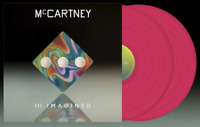 McCartney III Imagined - Limited Edition Exclusive Pink 2LP Preorder